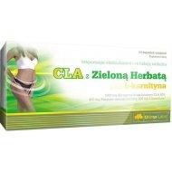 Olimp CLA & Green Tea plus L-Carnitine 60kps