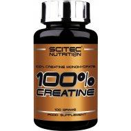 Scitec Nutrition 100% Creatine 100g