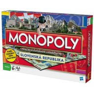 Hasbro Monopoly - Slovenská Republika