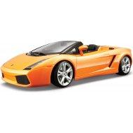 Bburago Gold - Lamborghini Gallardo Spyder 1:18