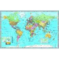 Dino Mapa sveta - 1000