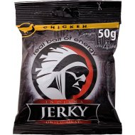 Indiana Jerky Dried Meat Chicken 50g