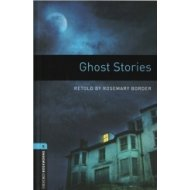 Oxford Bookworms Library 5 Ghost Stories + CD