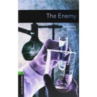 Oxford Bookworms Library 6 Enemy + CD