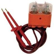 Erba Elektrikárska skúšačka 100-500V ER-10004