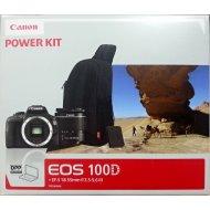 Canon EOS 100D + EF-S 18-55 DC III
