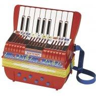 Bontempi Akordeón 17 klávesov