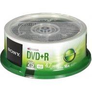 Sony 25DPR47SP DVD+R 4.7GB 25ks