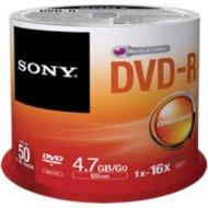 Sony 50DMR47SP DVD-R 4.7GB 50ks