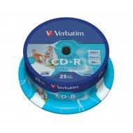 Verbatim 43439 CD-R 700MB 25ks