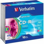 Verbatim 43426 CD-R 700MB 10ks