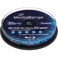 Mediarange MR507 BD-R 50GB 10ks