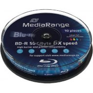 Mediarange MR509 BD-R 50GB 10ks
