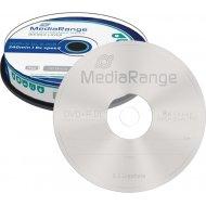 Mediarange MR466 DVD+R DL 8.5GB 10ks