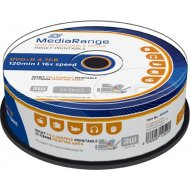 Mediarange MR408 DVD+R 4.7GB 25ks