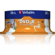 Verbatim 43538 DVD-R 4.7GB 25ks