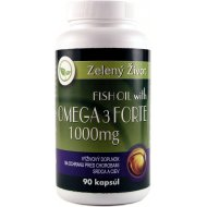 Benevit Rybí olej Omega-3 Forte 1000mg 90tbl