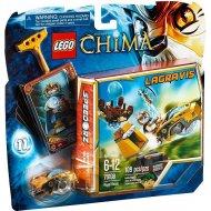 Lego Chima - Kráľovská lóža 70108