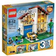Lego Creator - Rodinný dom 31012