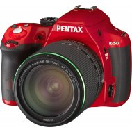 Pentax K-50 + DAL 18-135