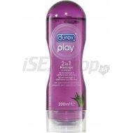 Durex Play Massage 2v1 Aloe Vera 200ml