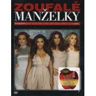 Zúfalé manželky boxset 1. - 8. série (59 DVD)