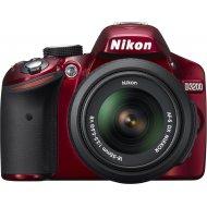Nikon D3200 + 18-55 AF-S DX VR