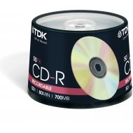 TDK t18770 CD-R 700MB 50ks