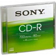 Sony CDQ80SJ CD-R 700MB 10ks