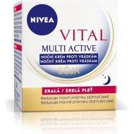 Nivea Visage Vital Multi Active Sója Anti wrinkle Night Cream 50ml