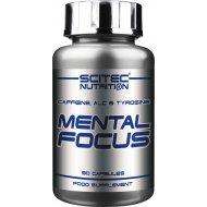 Scitec Nutrition Mental Focus 90kps