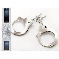 50 Shades of Grey Metal Handcuffs