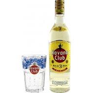 Havana Club Aňejo 3y 0.7l