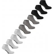 Donnay 10 Pack Trainer Socks