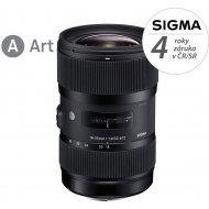 Sigma 18-35mm f/1.8 DC HSM Nikon