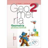 Geometria pre 2. ročník základných škôl (Pracovný zošit)