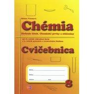 Chémia pre 8. ročník základnej školy a 3. ročník gymnázia s osemročným štúdiom - cvičebnica