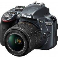 Nikon D3300 + 18-55 AF-S DX VR
