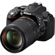 Nikon D5300 + 18-140 AF-S DX VR