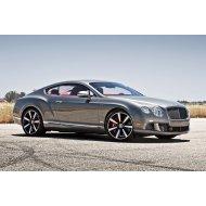 Jazda na Bentley Continental Speed