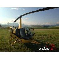 Výhliadkový let vrtuľníkom na Liptove