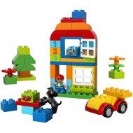 Lego Duplo - Box plný zábavy 10572