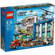 Lego City - Policajná stanica 60047