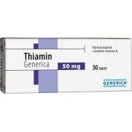 Generica Thiamin 30tbl