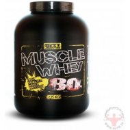 Best Nutrition Muscle Whey 80 2250g