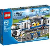 Lego City - Mobilná policajná stanica 60044
