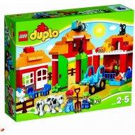 Lego Duplo - Veľká farma 10525