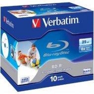 Verbatim 43713 BD-R 25GB 10ks