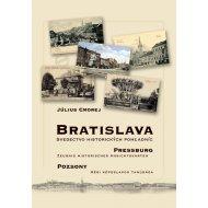 Bratislava – svedectvo historických pohľadníc