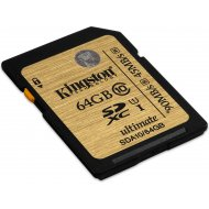 Kingston SDXC Ultimate UHS-I Class 10 64GB